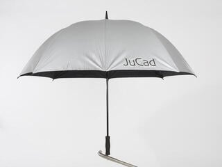 Jucad Umbrella Silver