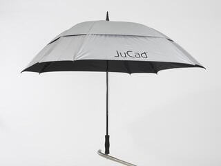 Jucad Umbrella Square & Windproof Silver