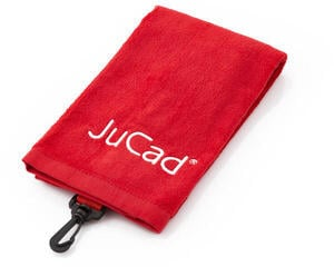 Jucad Towel Red