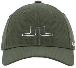 J.Lindeberg Caden Cap Thyme Green