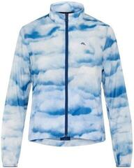 J.Lindeberg Mina Wind Jacket Cloud Midnight Summer Blue M