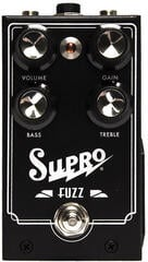 Supro SP1304 Fuzz Effect Pedal