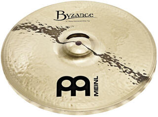 Meinl 14'' Byzance Brilliant Heavy Hammered Hihat