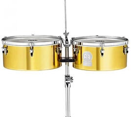 Meinl Artist series Timbales Solid brass 14''-15''