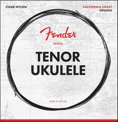 Fender California Coast Tenor Ukulele Strings Set of Four