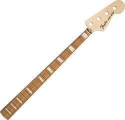 Fender Neck 70's J Bass Block Inlay Pau Ferro