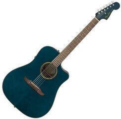 Fender Redondo Classic Cosmic Turquoise w/bag