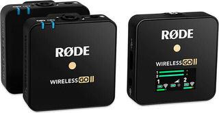 Rode Wireless GO II Wireless system