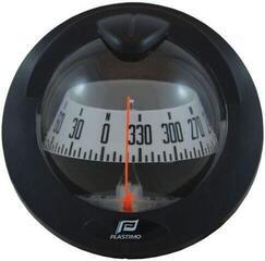 Plastimo Compass Offshore 75 Flushmount Vertical Black-White