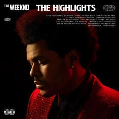 The Weeknd Higlights Music CD