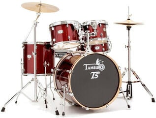 Tamburo T5S22 Red Sparkle