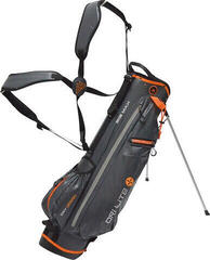 Big max Dri Lite 7 Charcoal/Orange Stand Bag