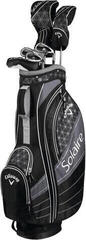Callaway Solaire 18 Black 8-piece donna kit destro