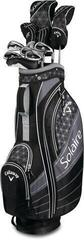Callaway Solaire 18 Black 11-piece Ladies Set Right Hand