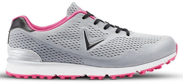 Callaway Solaire Womens Golf Shoes Grey UK 6,5