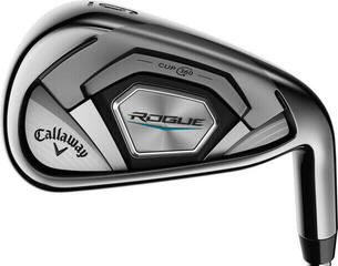 Callaway Rogue Irons 5-SW Graphite Regular Right Hand