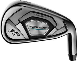 Callaway Rogue Irons 4-PW Steel Regular Right Hand