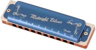 Fender Midnight Blues A Diatonikus szájharmonika