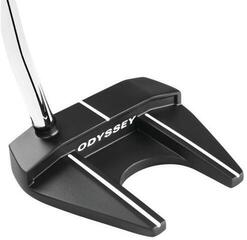 Odyssey O-Works Black 7 Tank Putter SuperStroke 2.0 35 Right Hand