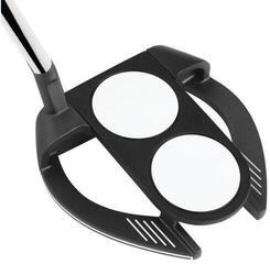 Odyssey O-Works Black 2-Ball Fang Putter S Winn 35 Rechtshänder