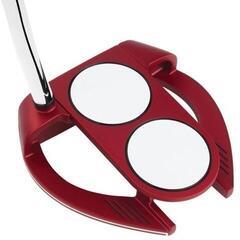 Odyssey O-Works Red 2-Ball Fang Putter Winn 35 Rechtshänder