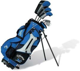 Callaway XJ3 7-piece Junior kit bambino mancino