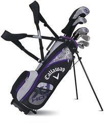Callaway XJ3 7-piece Junior kompletný golfový set dievčenský ľavý