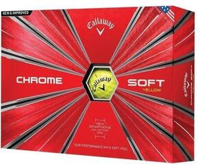 Callaway Chrome Soft Yellow 18
