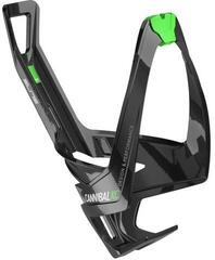 Elite Cycling Cannibal XC Bottle Cage Black/Green