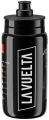 Elite Cycling Fly Vuelta Map Bottle 550ml Black