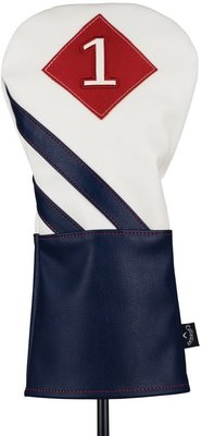 Callaway Vintage Dr White/Navy/Red 18