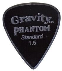 Gravity Picks Classic Standard 1.5mm Master Finish Phantom