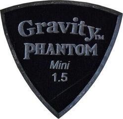 Gravity Picks Stealth Mini 1.5mm Master Finish Phantom