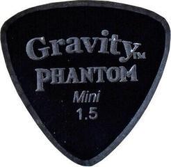 Gravity Picks Striker Mini 1.5mm Master Finish Phantom