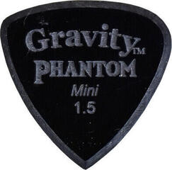 Gravity Picks Tripp Mini 1.5mm Master Finish Phantom