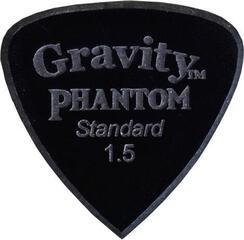 Gravity Picks Edge Standard 1.5mm Master Finish Phantom