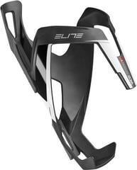 Elite Cycling Vico Carbon Bottle Cage Black/White Matt
