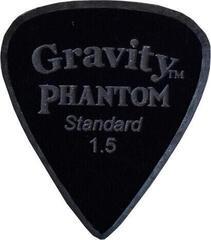 Gravity Picks Razer Standard 1.5mm Master Finish Phantom