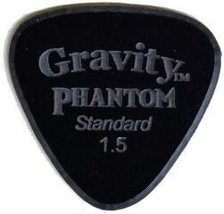 Gravity Picks Axis Standard 1.5mm Master Finish Phantom