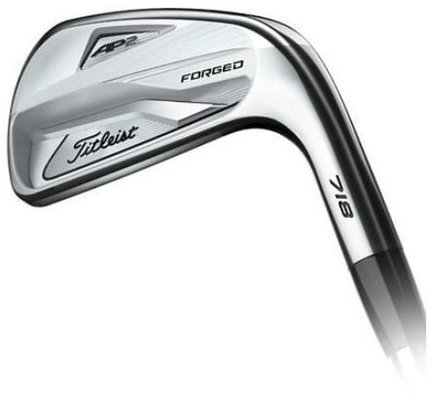 Titleist 718 AP2 Irons 4-PW AMT White S300 Right Hand