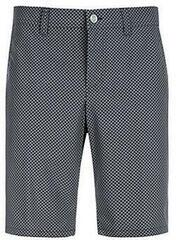 Alberto Earnie Waterrepellent Revolutional Smart Check Mens Shorts Black Check