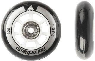 Rollerblade Wheel Kit 72mm/80A + SG5 Neutral UNIC
