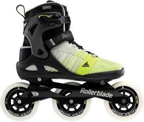 Rollerblade Macroblade 110 3WD Grey/Yellow 295 (B-Stock) #933152 (Unboxed) #933152