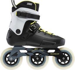 Rollerblade Twister Edge Edition #4 Black/Grey Blue 255