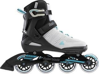 Rollerblade Spark 80 W Grey/Turquoise 245