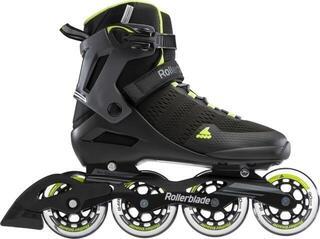 Rollerblade Spark 90 Black/Lime 255