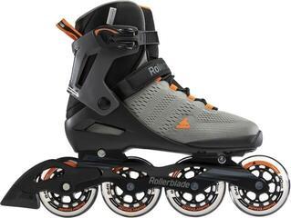 Rollerblade Sirio 90 Anthracite/Orange 310