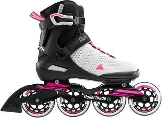 Rollerblade Sirio 90 W Cool Grey/Candy Pink 270 (B-Stock) #933293 (Odprta embalaža) #933293