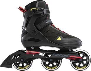 Rollerblade Sirio 100 3WD Black/Red 280