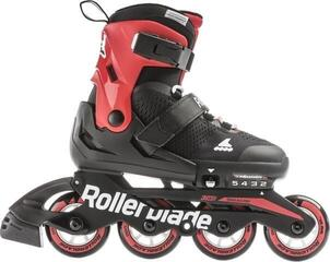 Rollerblade Microblade Black/Red 210